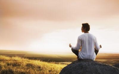Видео. Минутная медитация для сохранения спокойствия в течении дня.